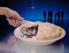 Slice of Money Pie