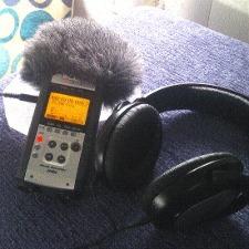 H4n digital recorder