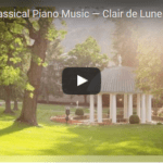 Relaxing Classical Music Spotlight on Clair de Lune