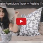 Positive Thinking — Royalty Free Music Track Feature